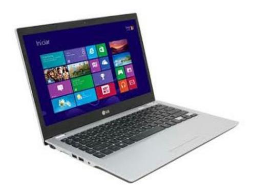 ultrabook lg u460 - 500 gb - i5