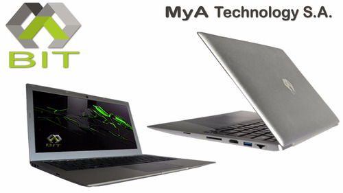 ultrabook mya technology ultrabit i5 4 gb hdd 500gb