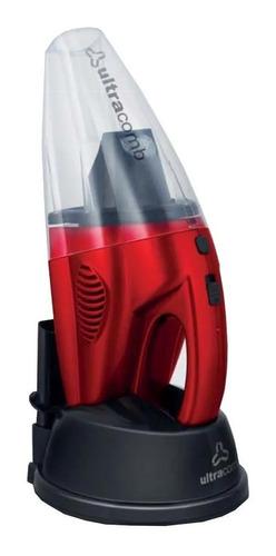 ultracomb as4110 aspiradora inalambrica 45w 375ml sin bolsa