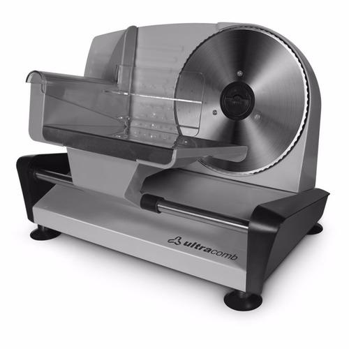 ultracomb cortadora de fiambres alimentos fs-6301