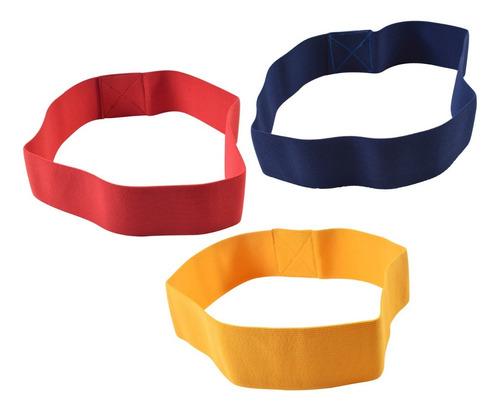 ultrafit bandas elasticas circulares pack 3 intensidades