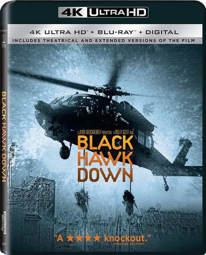 ultrahd 4k black hawk down envío gratis
