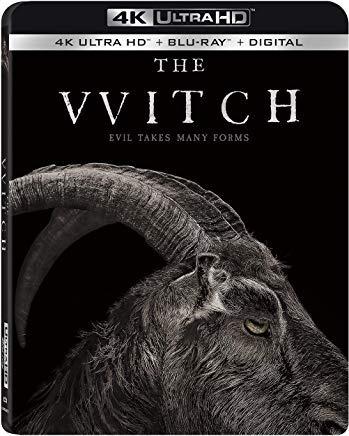 ultrahd 4k the witch envío gratis