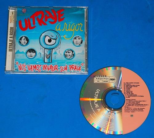 ultraje a rigor - nós vamos invadir sua praia - cd - 2001