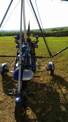 ultraleve trike 2011 - asa milenium - motor 1.8 vw