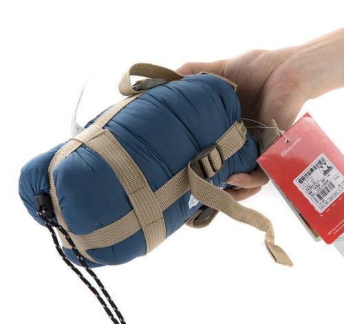 ultraligero sleeping bag 700grs 9°c camping