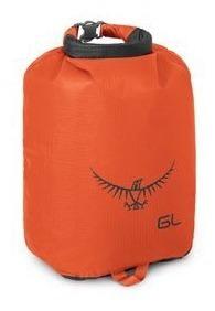 ultralight drysack 12 bolsa seca naranj mochila osprey packs