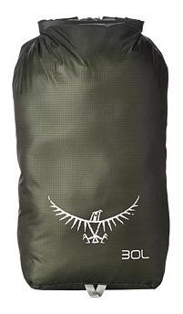 ultralight drysack 30 bolsa seca gris u mochila osprey packs