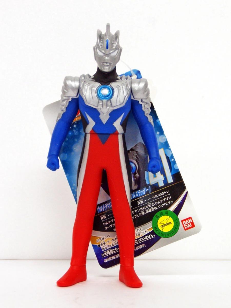 ultraman ultra hero series n.41 slugger ( bandai ). Carregando zoom.