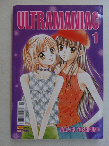 ultramaniac  nº 1! panini  agosto 2009!
