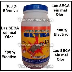 Ultrarat 500g Gramos Veneno Para Roedores Ratas Y Ratones