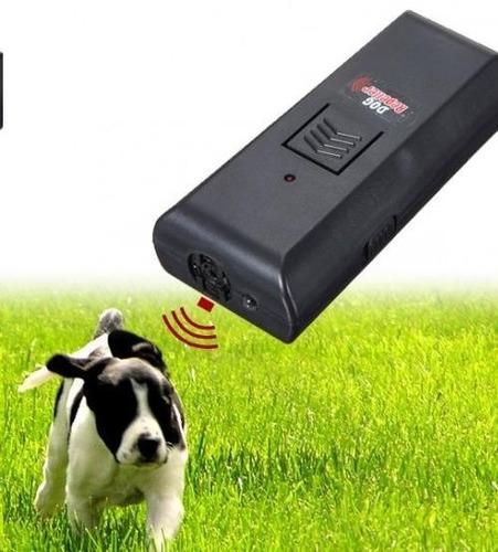 ultrasonido ahuyenta perros