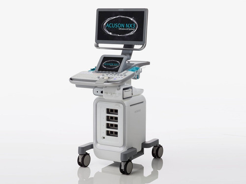 ultrasonido ecógrafo siemens nx3 elite