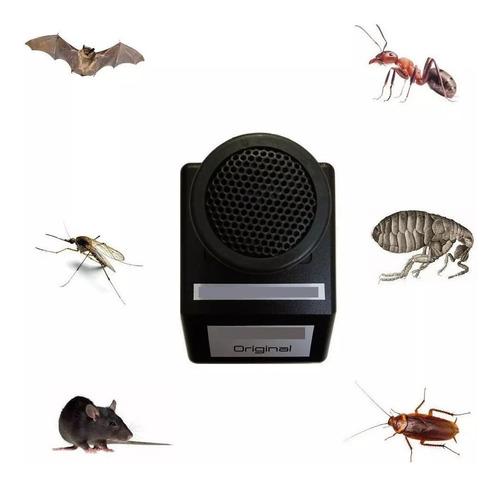 ultrasonido multiplagas ratas murcielagos arañas hormigas