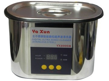 ultrassom digital p/ limpeza 600ml yx yx2000a - 220v
