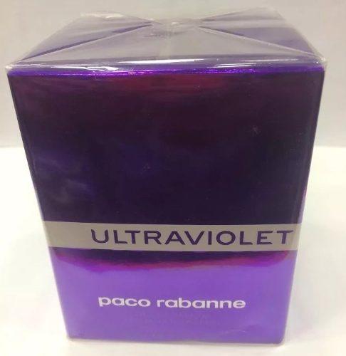 82c464cdd Ultraviolet Paco Rabanne Feminino Eau De Parfum 80ml - R  307