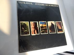 Ultravox Systems Of Romance Lp 1978