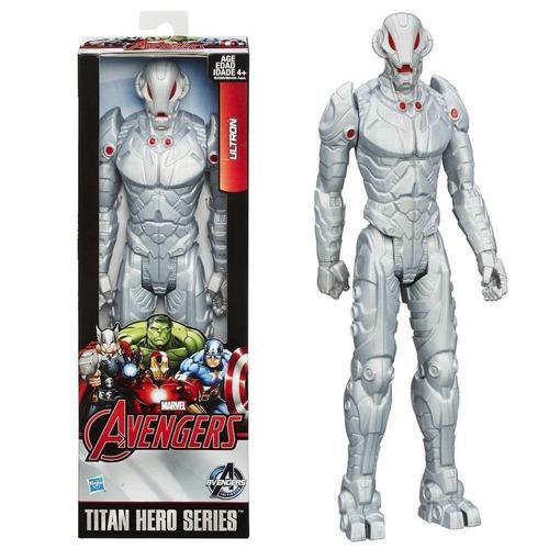 ultron  hasbro titan hero series