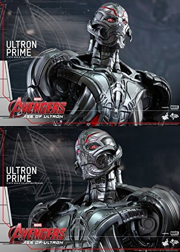 ultron prime sixth scale figure por hot toys