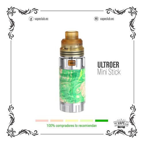 ultroner mini stick vape - cigarrillo electronico