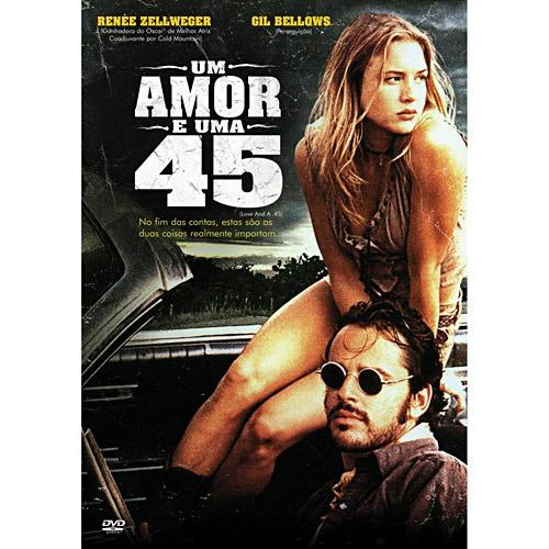 um amor e uma 45 com renée zellweger e gil bellows dvd