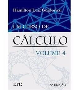 um curso de cálculo vol. 04 - 5ª edição
