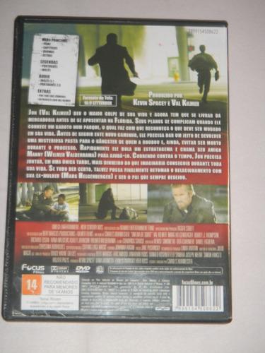um dia de sorte com val kilmer e marg helgenberger - dvd