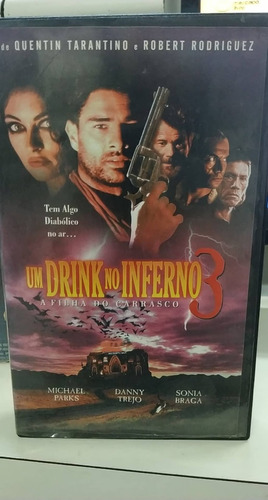 um drink no inferno 3 -vhs
