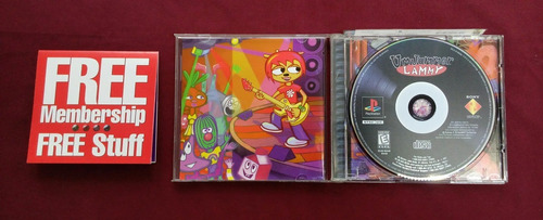um jammer lammy play station 1 ps1 + envío gratis