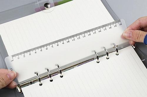 um kit(a&b&c) planner/agenda/caderno fichario-a5+a6-pvc