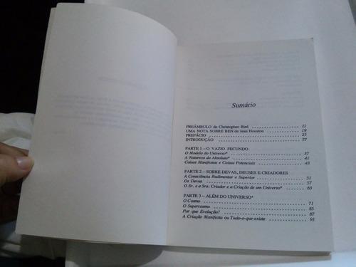 um livro cósmico, sobre a mecânica da criação, cultrix