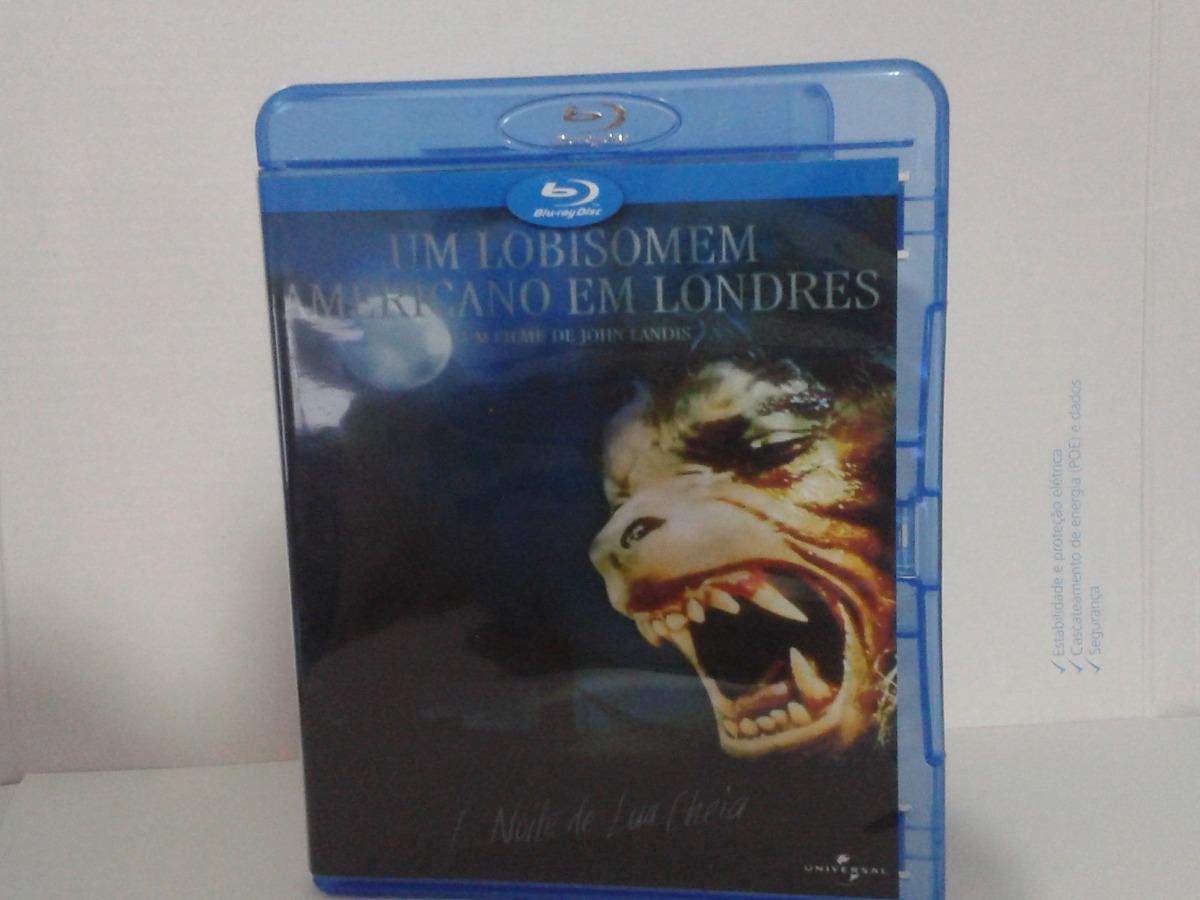 Um Lobisomem Americano Em Londres Dublado Blu Ray R 33 99 Em