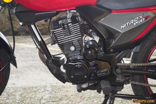 um nitrox r 126 cc - 250 cc