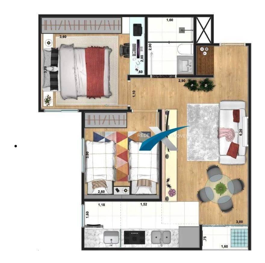 um novo estilo de morar em mogi das cruzes, conheça o caménère residence - st0002