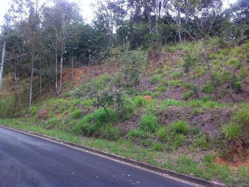 um paraíso em meio à natureza! lindo lote em condomínio residencial situado dentro de uma área de preservação ambiental a 2 km do centro de joaquim egidio. - te00601