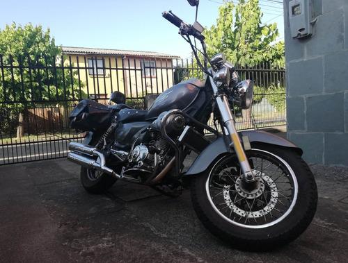 um renegade custom 200cc