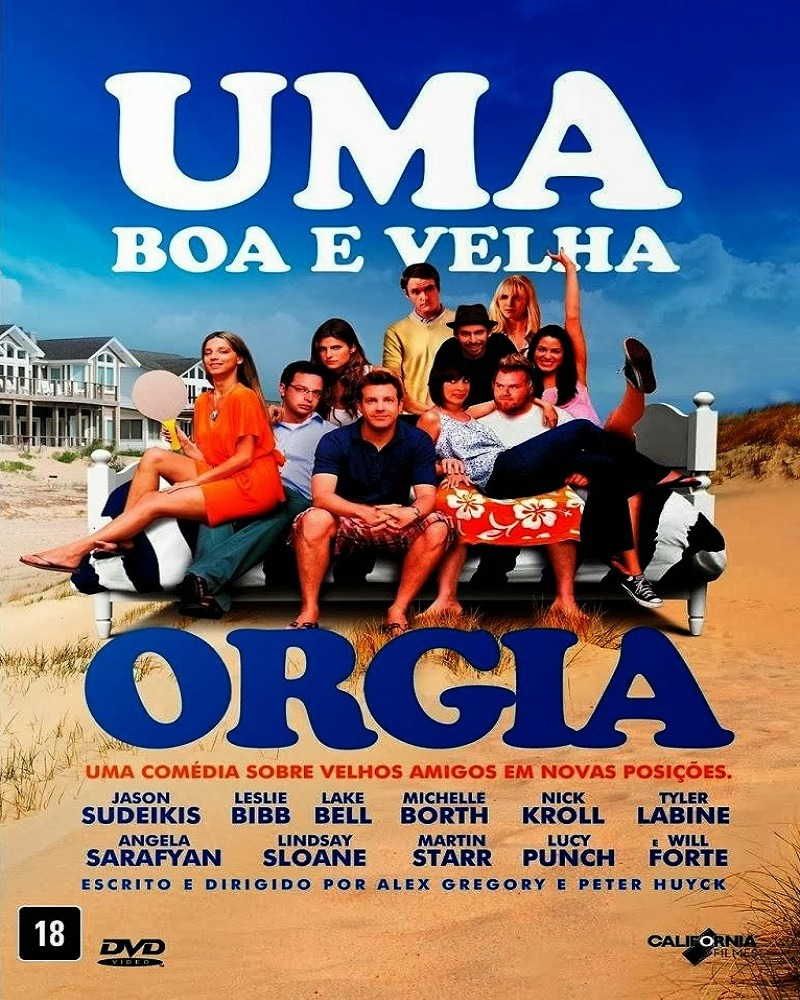 Orgia DVD