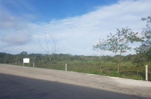 uman terreno comercial en parque industrial de uman