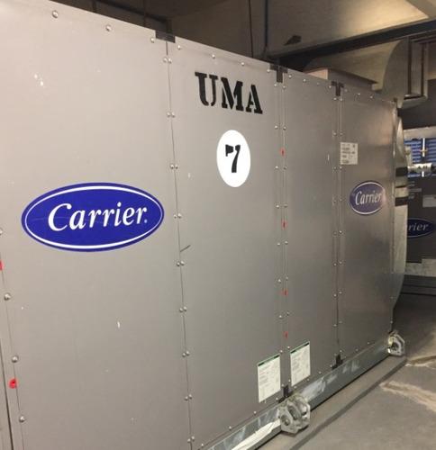 umas chiller centrifugo tornillo venta  mantenimiento
