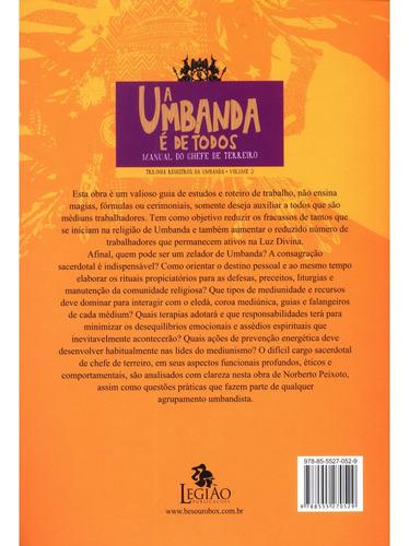 umbanda é de todos, a - trilogia registros da umbanda vol. 3