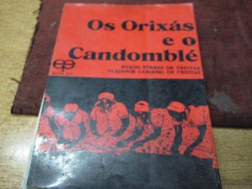 umbanda - orixas - libro de editorial eco