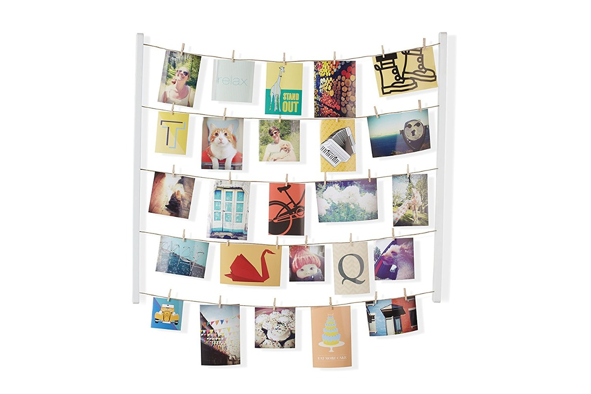 Umbra Hangit Photo Display - El Cuadro De Diy Marcos Collage ...