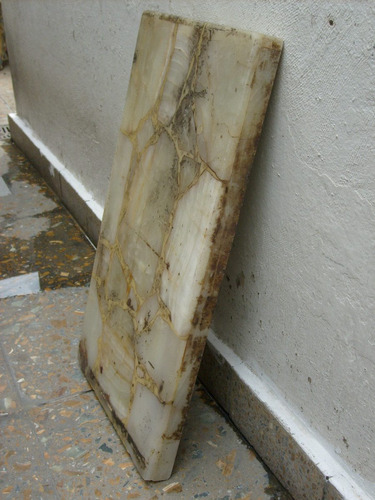 umbral de marmol reconstituido
