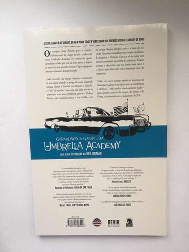 umbrella academy 2 - dallas - devir - bonellihq c19