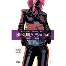 Umbrella Academy Hotel Oblivion 3 Devir  Bonellihq Cx479 K19