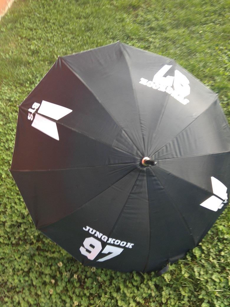 precio favorable marca popular fuerte embalaje Umbrella, Sombrilla, Paraguas Bts K-pop