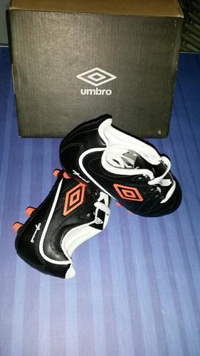 umbro futbol championes zapatos niño