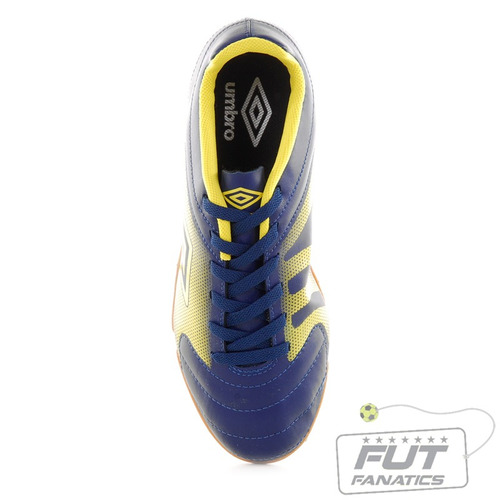 Chuteira Umbro Striker In Futsal Azul - Futfanatics - R  29 072de91c7a0e7