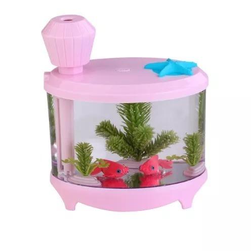 umidificador de ar aquário  de peixes