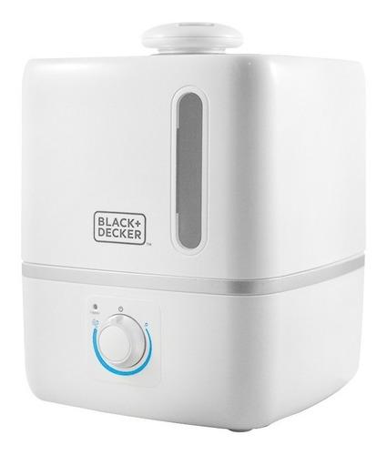 umidificador de ar ultrassônico silencioso 2,5l blackdecker